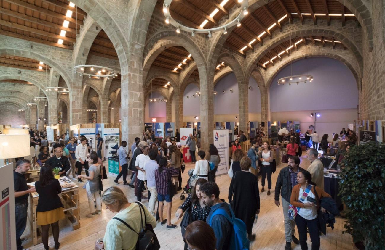 International Community Day. Foto: Barcelona Activa