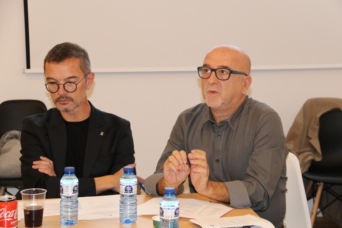 Félix Manito de Fundación Kreanta