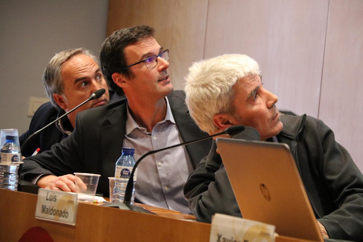 Intervención ponentes