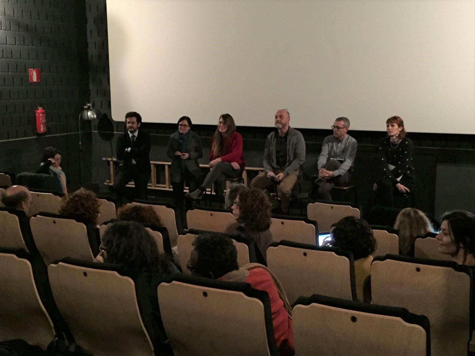 Cine forum: ?Citizen Jane. Battle for the city?