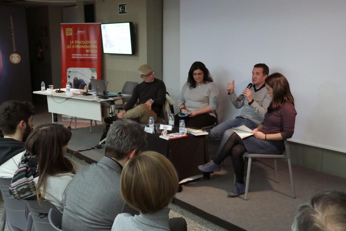 Intervención de Miquel Martí, de Barcelona Tech City