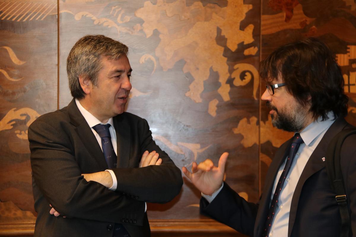Consejo Rector del Plan Estratégico Metropolitano de Barcelona 2018
