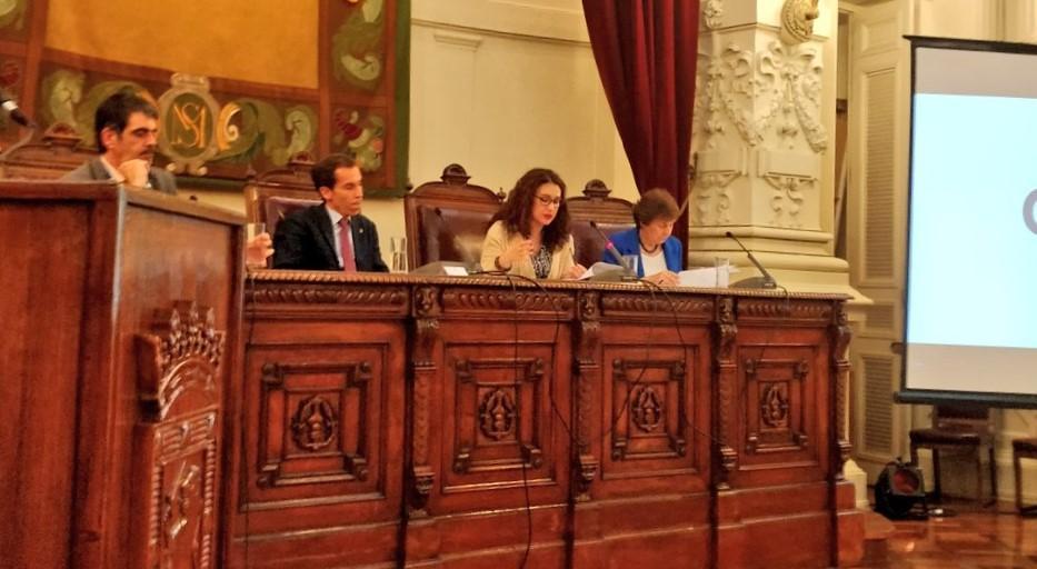 Laura Pérez, nueva secretaria general del CIDEU