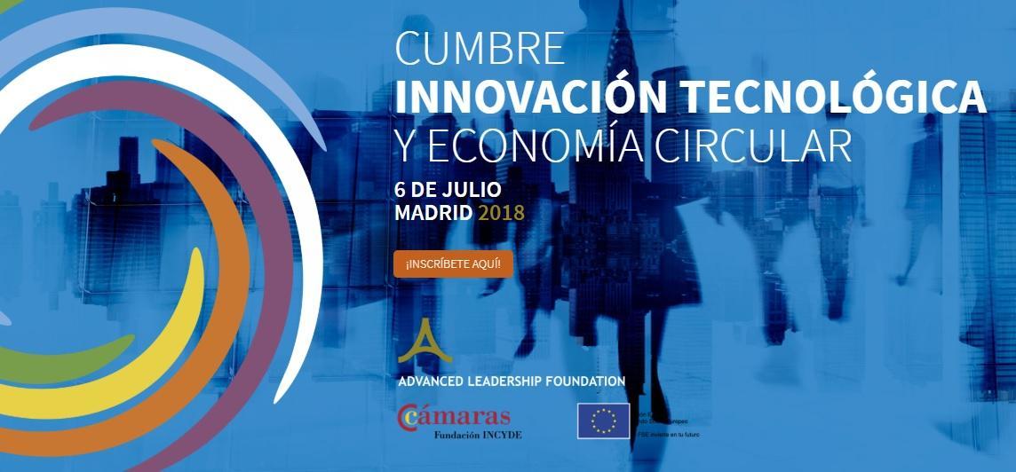 Imagen de la cumbre sobre economia circular