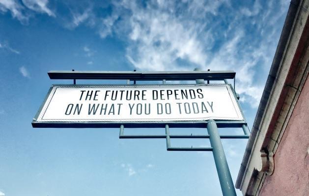 El futur dependerá de lo que hagamos hoy