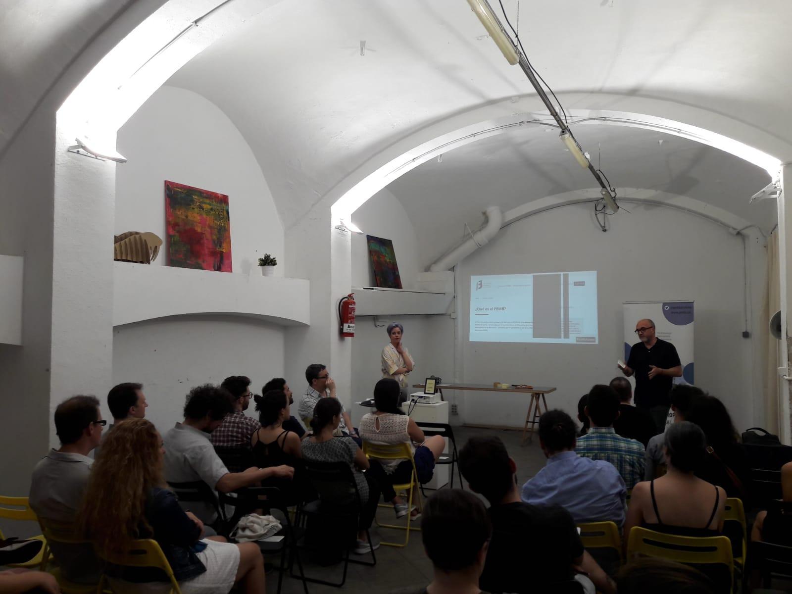Oriol Estela dóna la benvinguda a la 2a edició de Postfutura