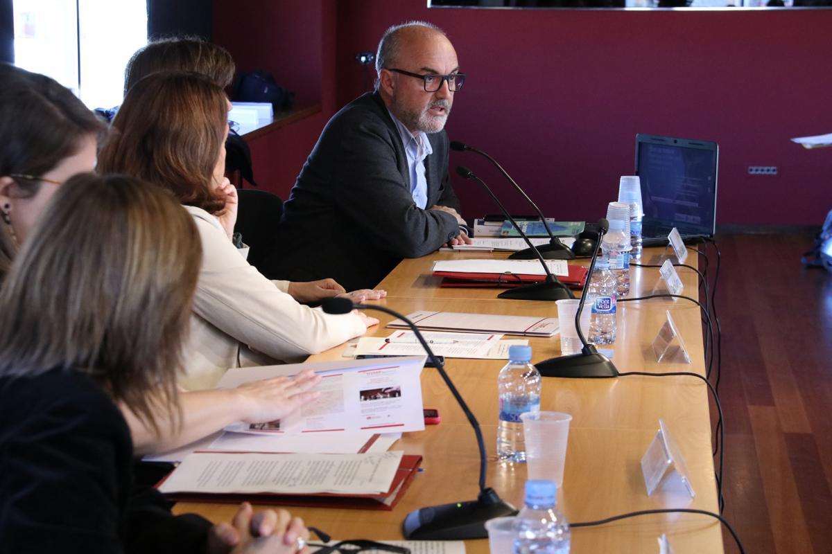 Oriol Estela, coordinador general del PEMB i organitzador del curs