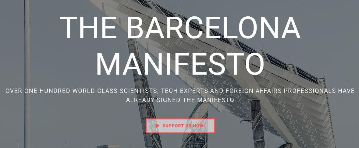 The Barcelona Manifesto