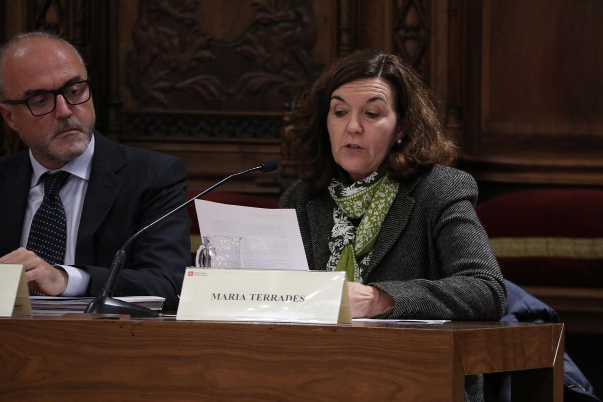 Maria Terrades, directora del Parc Científic de Barcelona