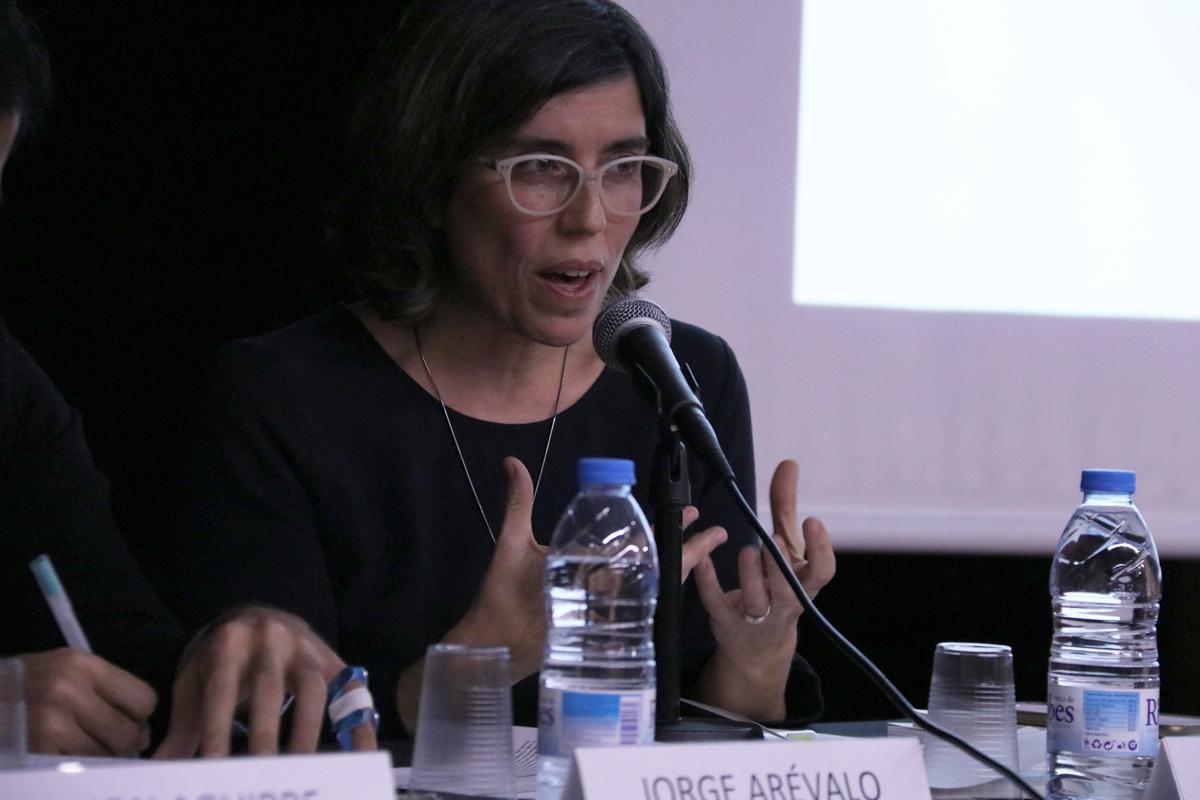 Laia Torras, directora de proyectos estratégicos de Foment de Ciutat