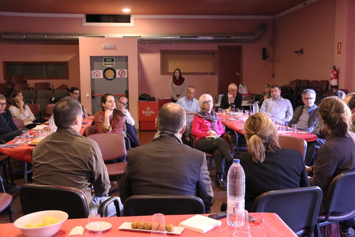 Nova sessió de #LaMetro en el marc de la Mobile Week Barcelona