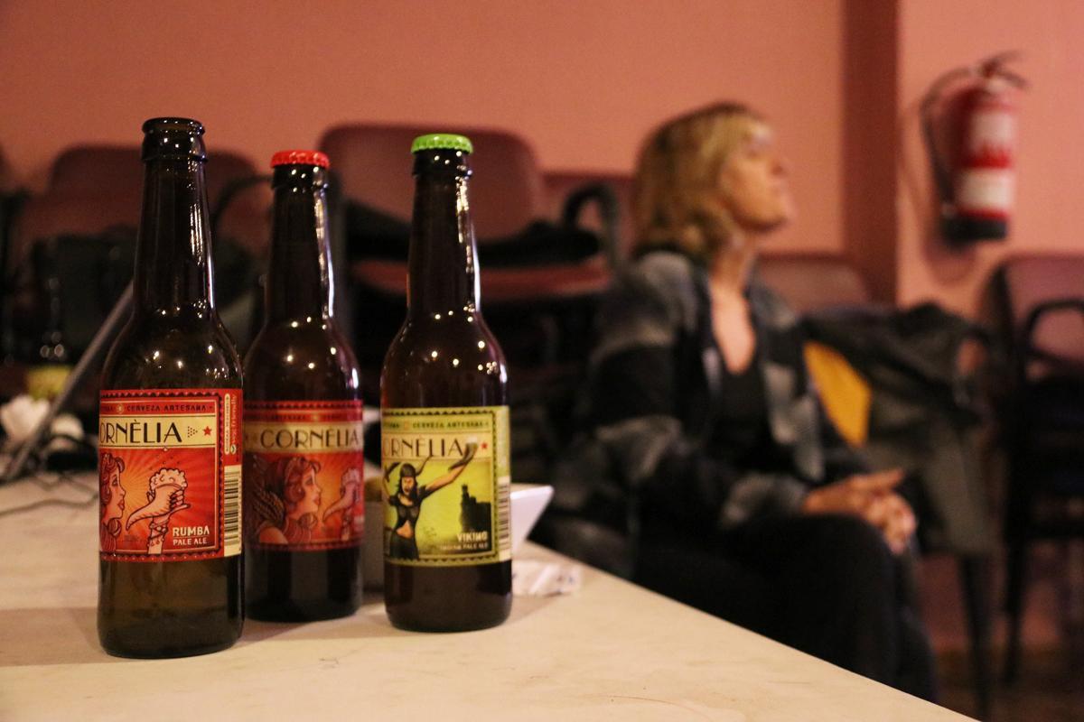 Cervesa Cornèlia, projecte local de cervesa artesana convidat a #LaMetro