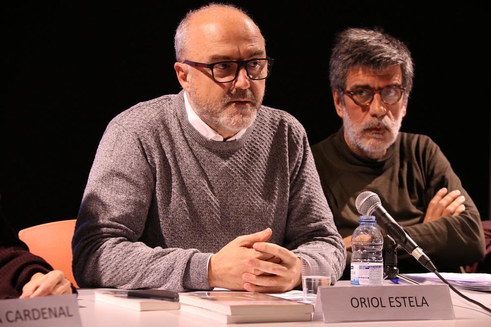 Intervenció d'Oriol Estela