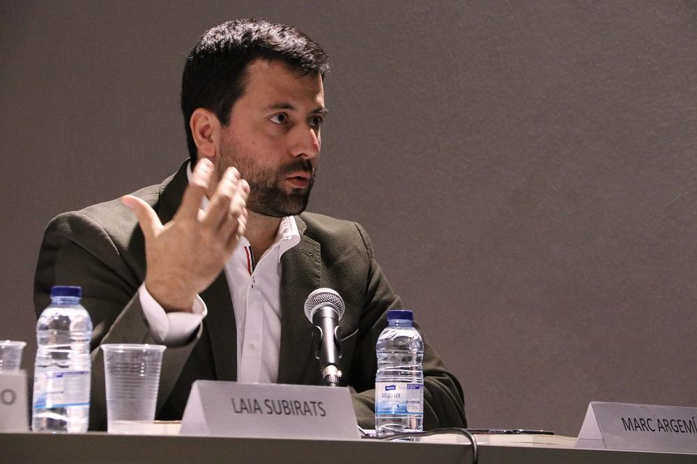 Marc Argemí, expert en comunicació