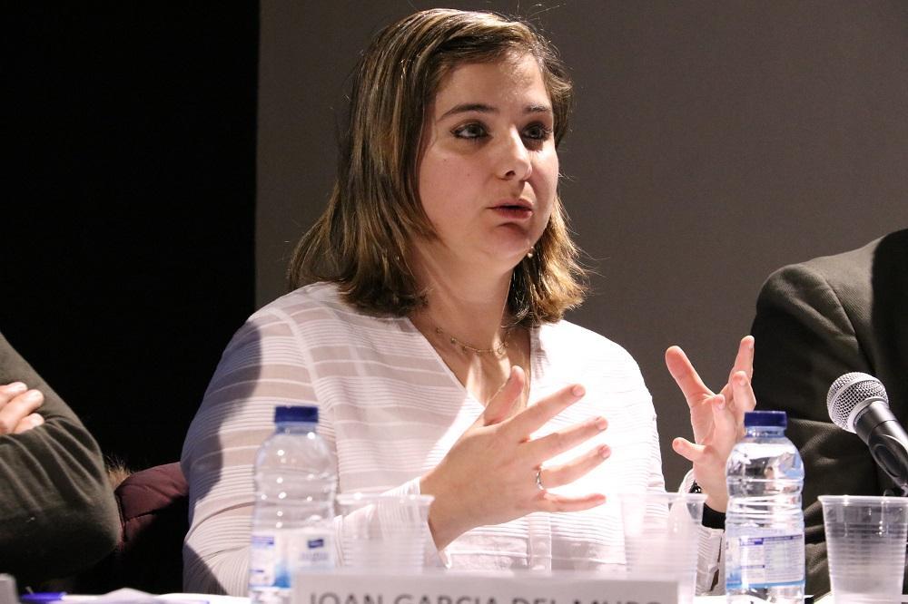 Laia Subirats, experta en intel·ligència artificial