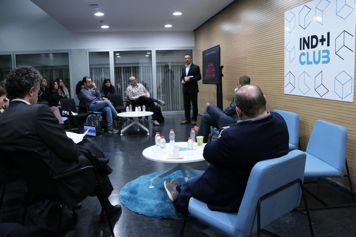 José Luis Grande Quesada ressenya Abundance a l'IND I Club