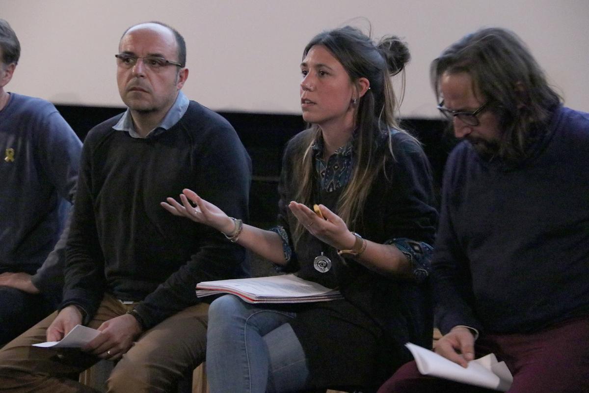Berta Vidal, investigadora del CREDA i guanyadora del premi IND I Science 2019