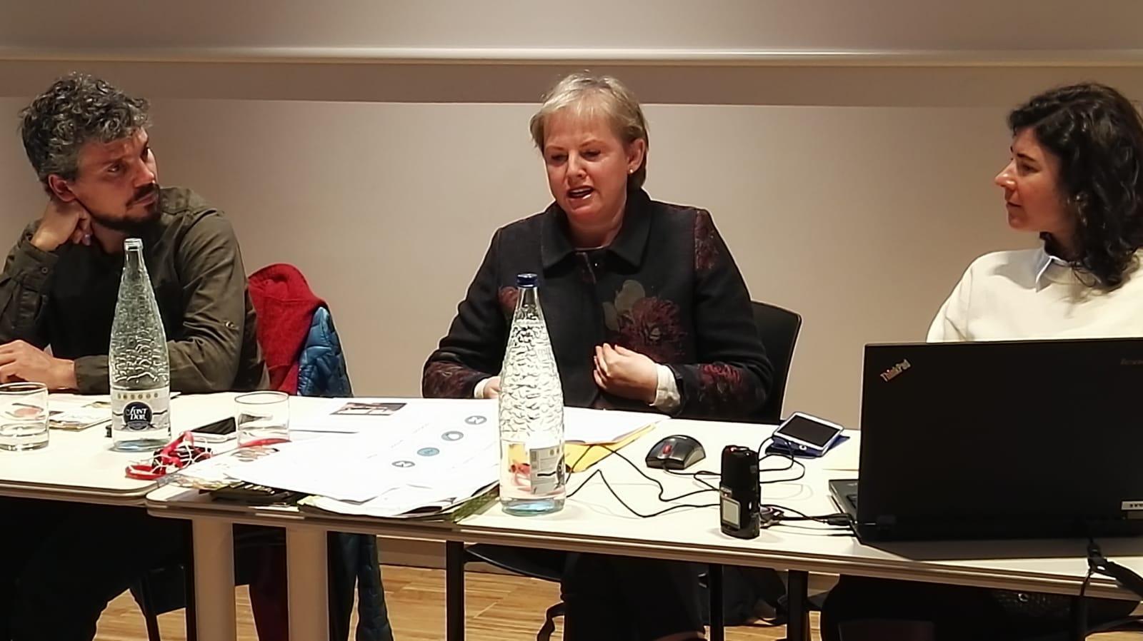 Minou Esquenet, Clima, Energía, Política Ambiental, Smart City y Gestión de equipamientos del Ayuntamiento de Brujas (Bélgica)