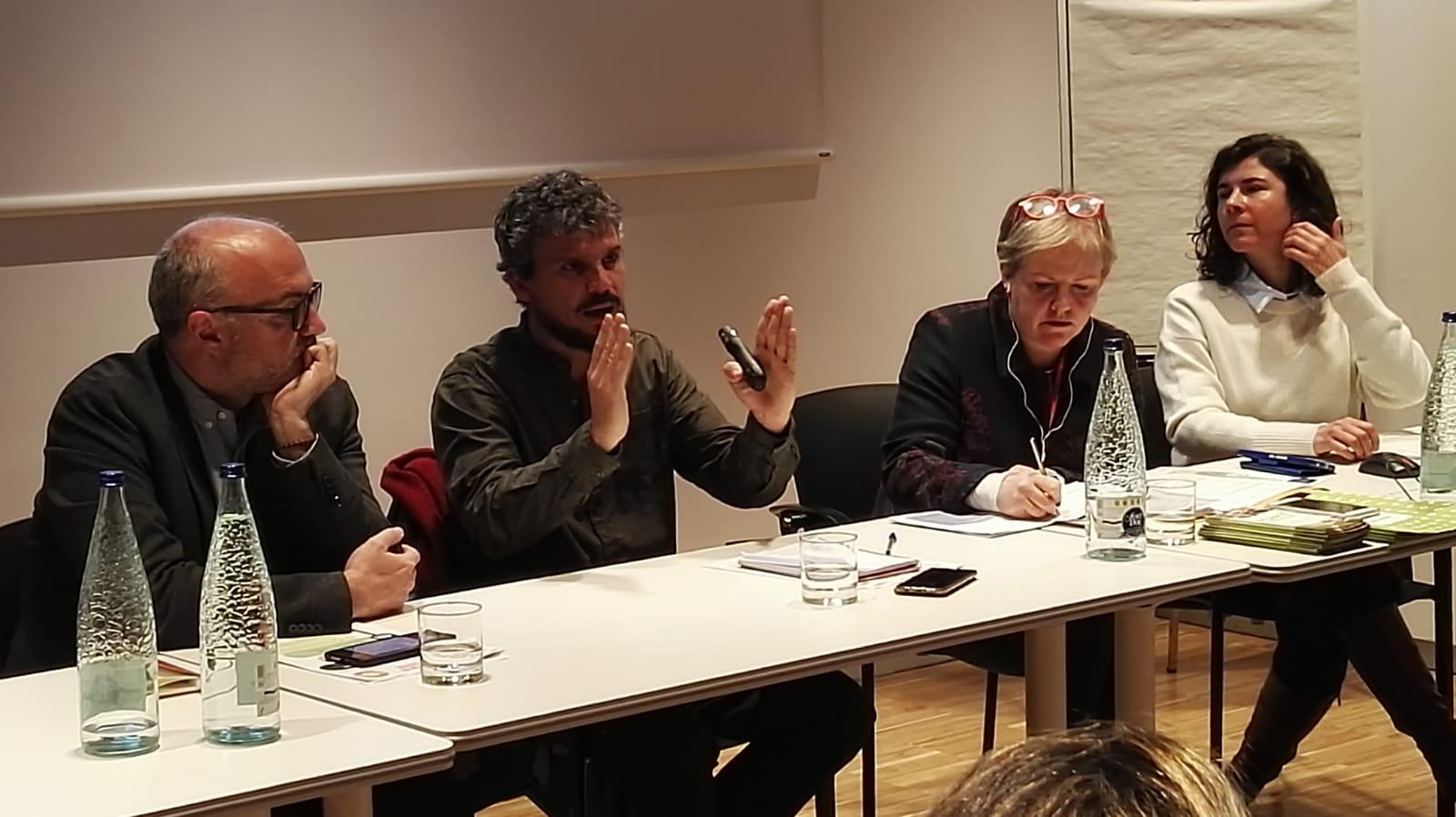 Hacia un modelo agroalimentario sostenible en Barcelona, presentado por Álvaro Porro