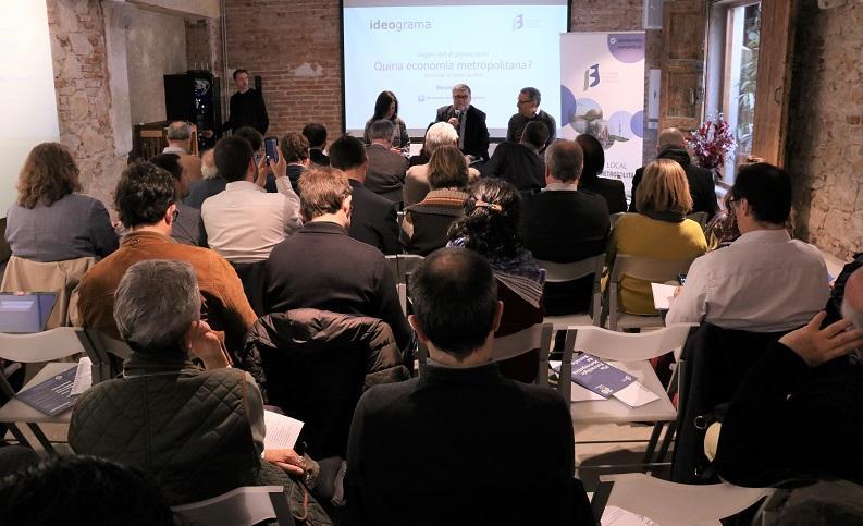 Ariadna Trillas, periodista de Alternativas Económicas, moderadora del debat preelectoral