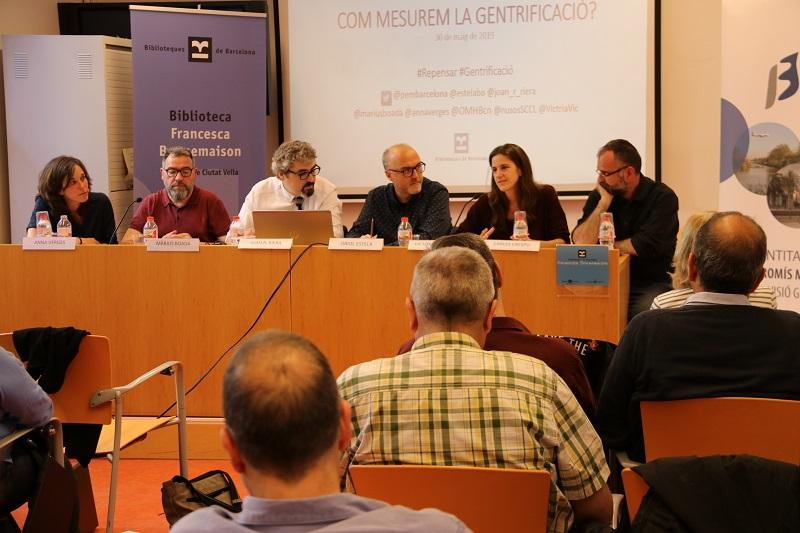 El PEMB reuneix cinc experts per debatre sobre gentrificació