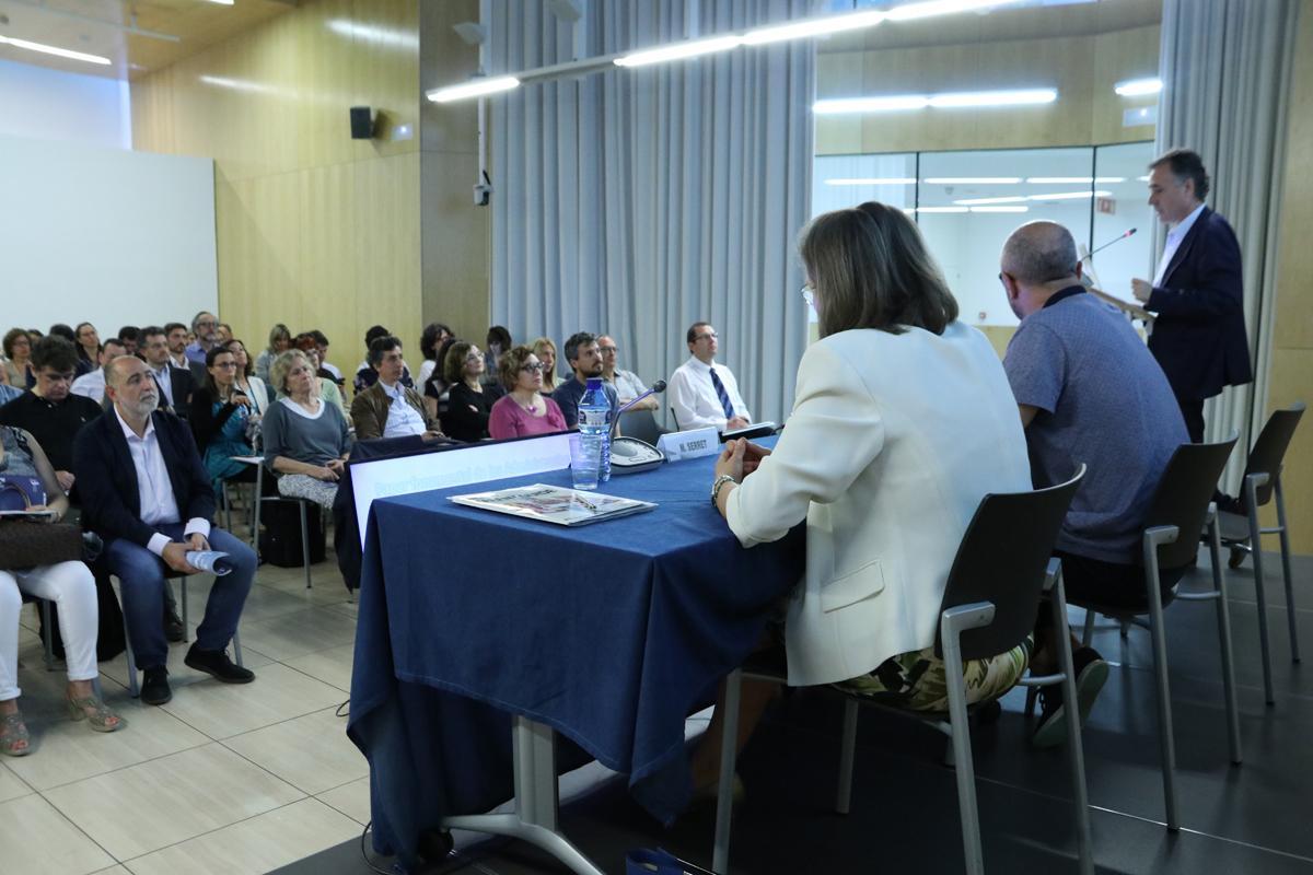 El director de la iniciativa UPF per a la Ciutadella del Coneixement, Francesc Subirada