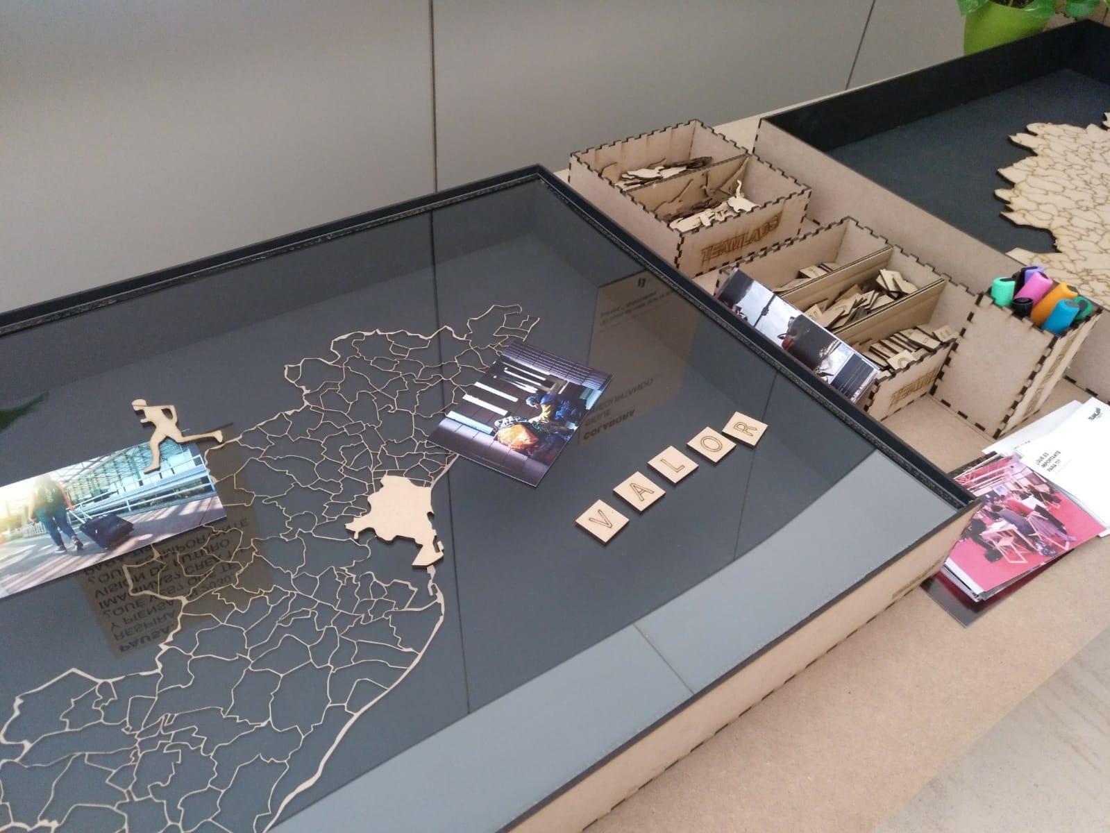 Més exemples de prototips nascuts de la col·laboració PEMB-Teamlabs