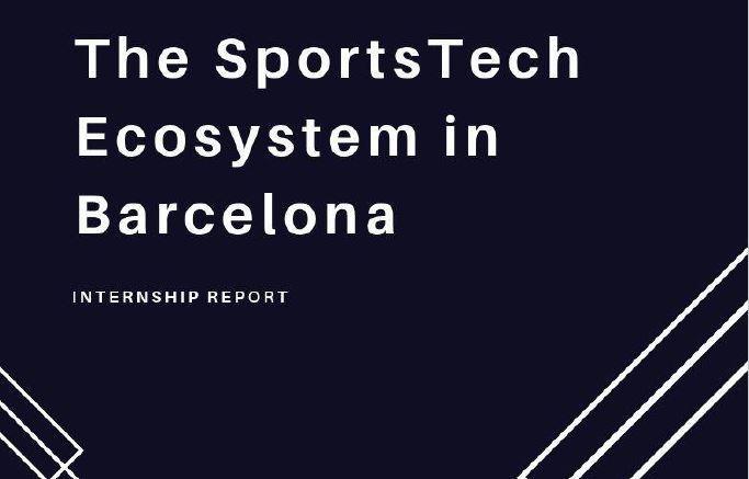 Estudi 'The SportsTech Ecosystem in Barcelona', de Riccardo Demurtas