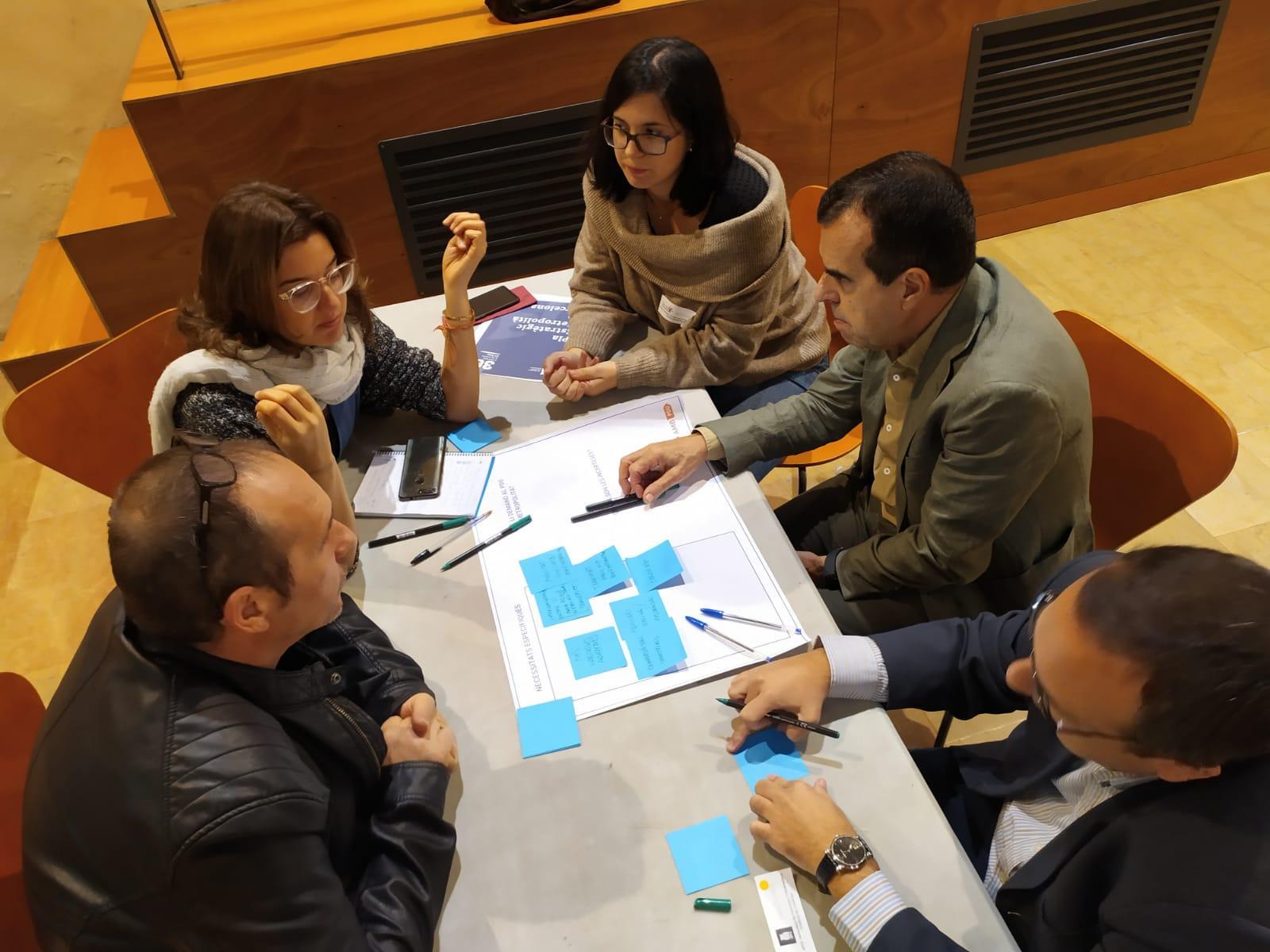 Los grupos en la dinámica de necesidades e incertidumbres