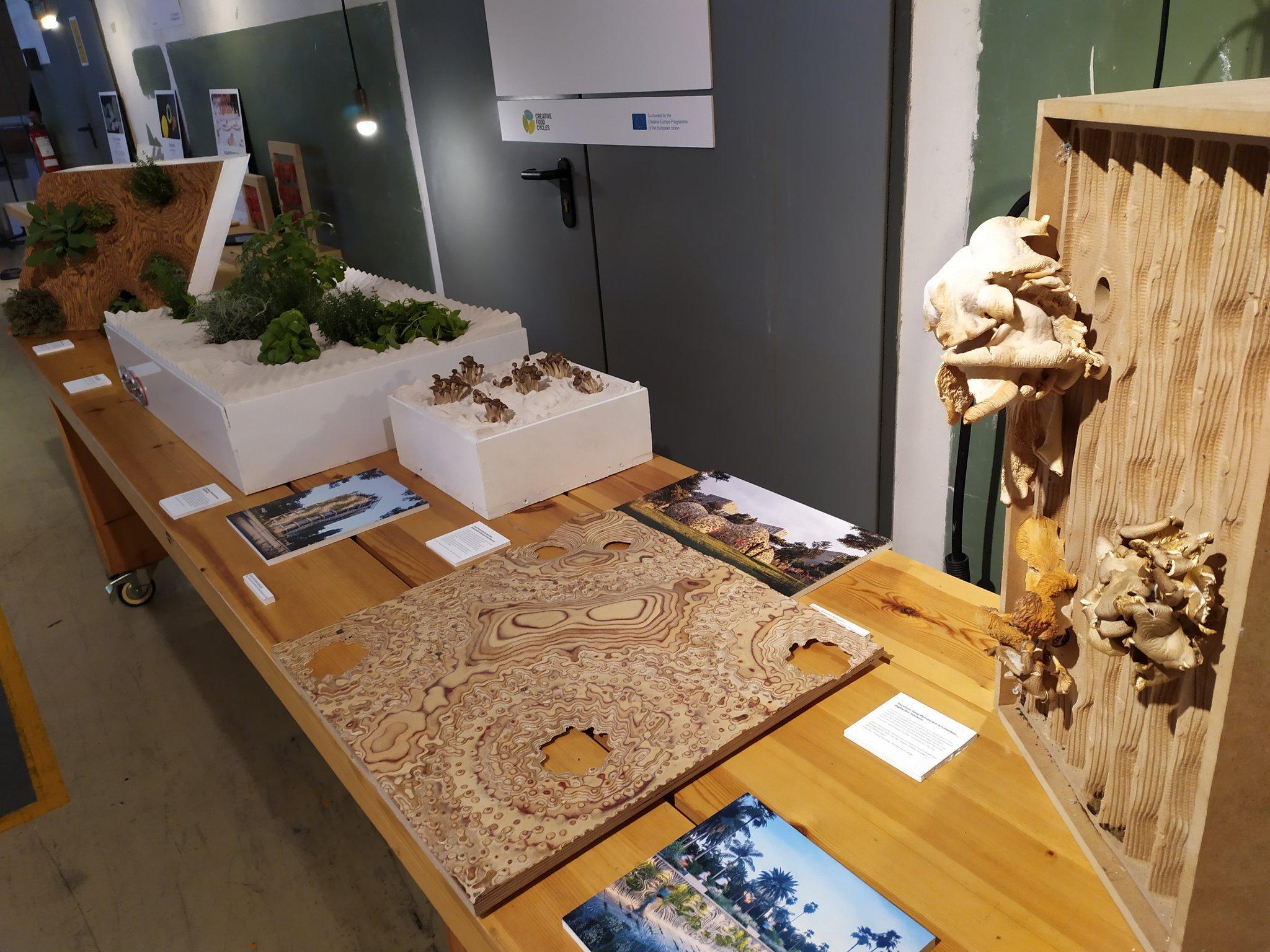 Projectes exposats a la primera edició del FOODTURE Barcelona