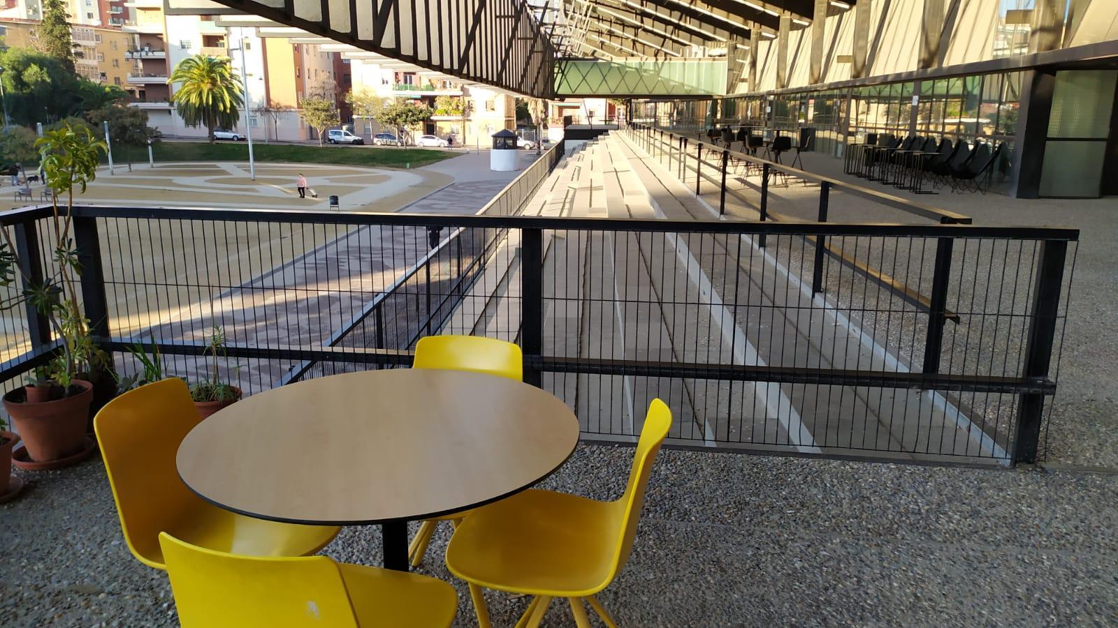 El Canòdrom Meridiana es va inaugurar el 1964