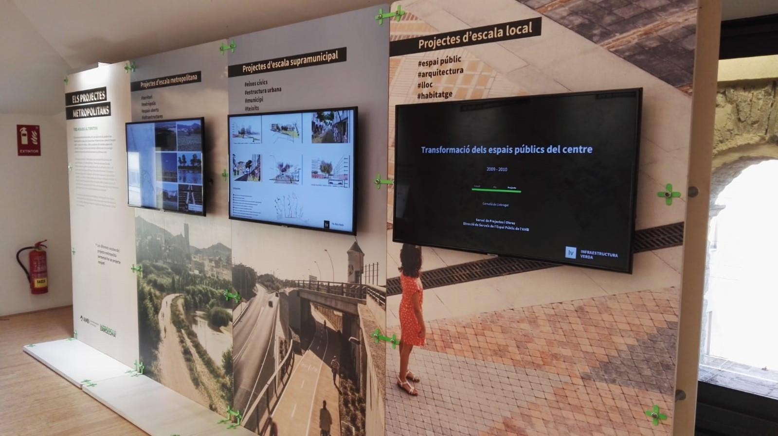 Exposició Metròpolis de Ciutats
