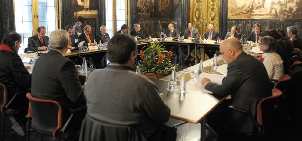 Reunió del Consell Rector del PEMB