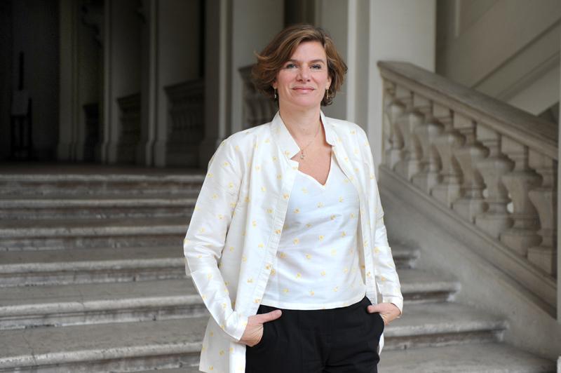 La economista y profesora Mariana Mazzucato. Foto: Tania Cristofari