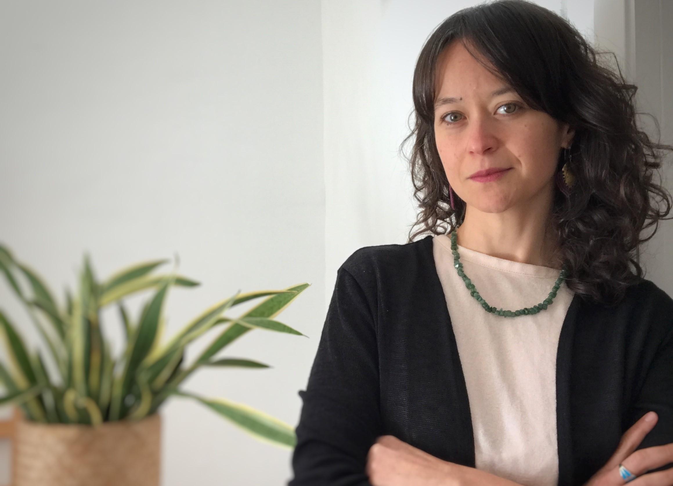 LaRota-Aguilera és estudiant del doctorat en Ecologia Terrestre de la UAB