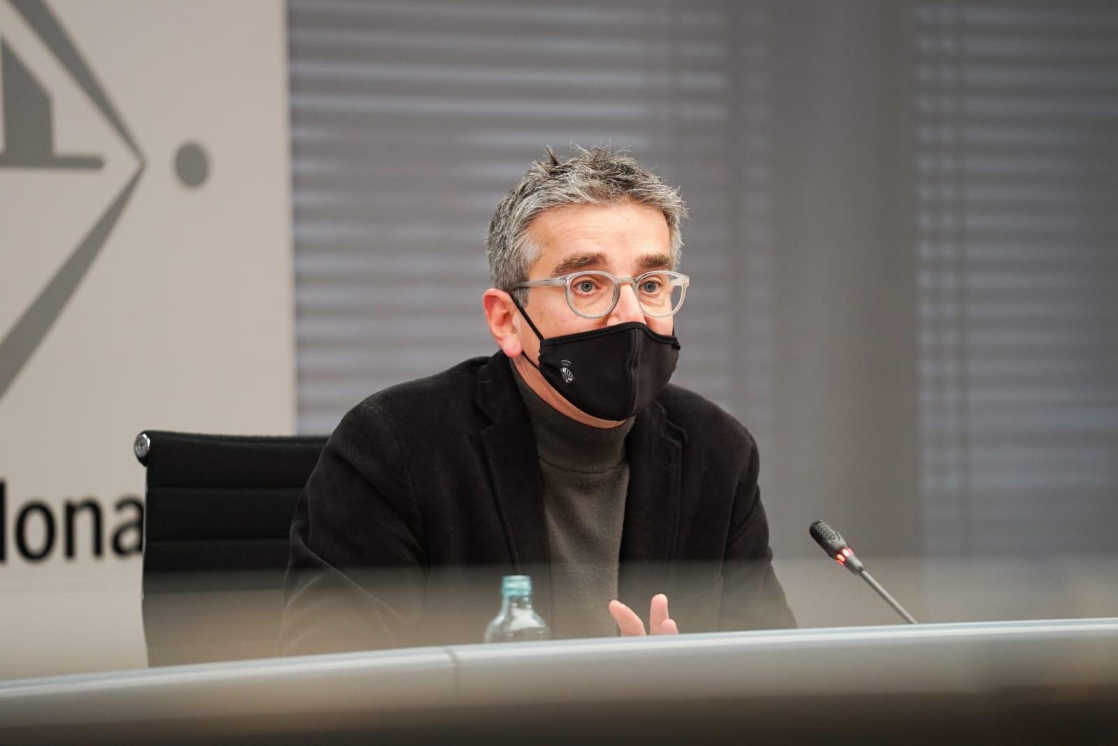 Jordi Martí, president de la Comissió Executiva del PEMB