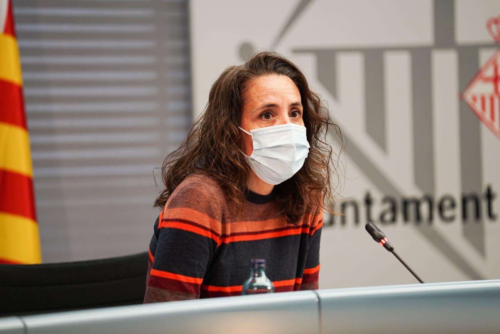 Teresa Bermúdez, comissària del procés Barcelona Demà i coordinadora del programa d'habitatge de Sant Joan de Déu Serveis Socials