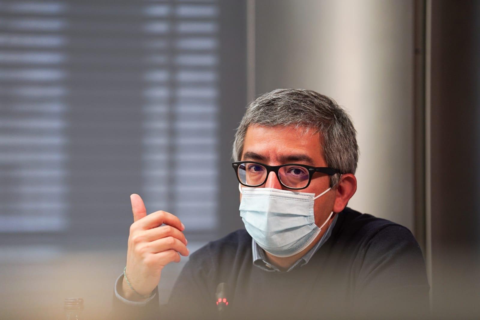 Jordi Amat, comisario del proceso Barcelona Mañana y escritor