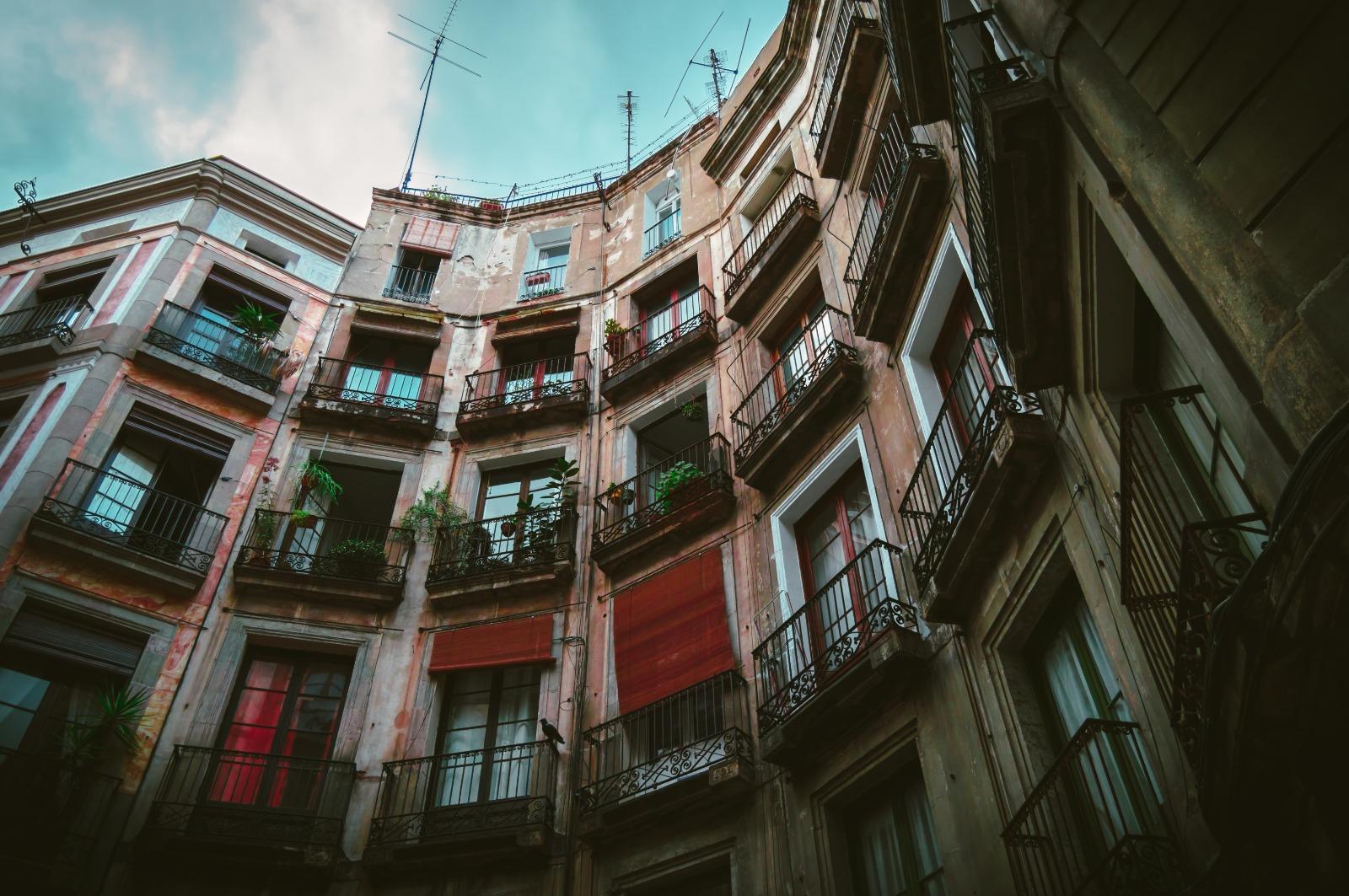 Foto d'un edifici
