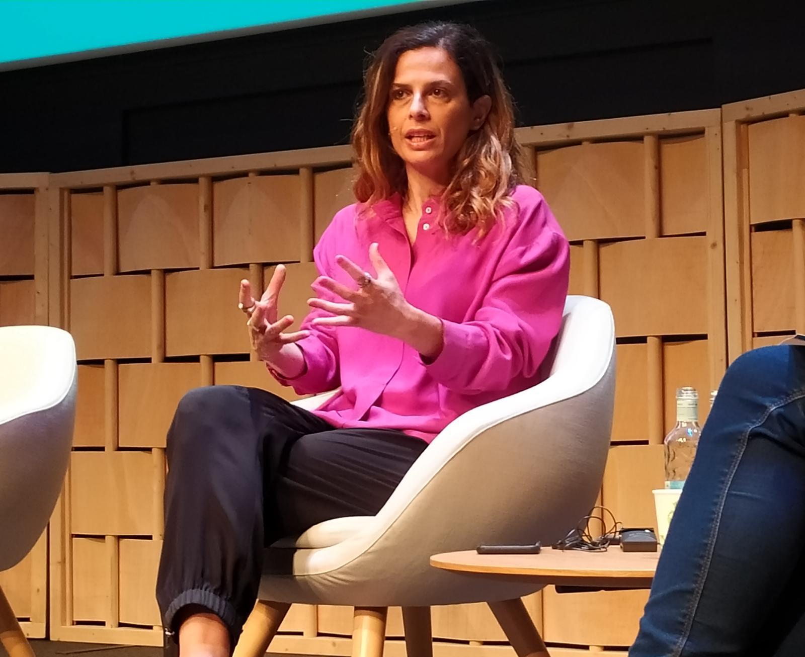 Mesa 2: Diálogo con Francesca Bria
