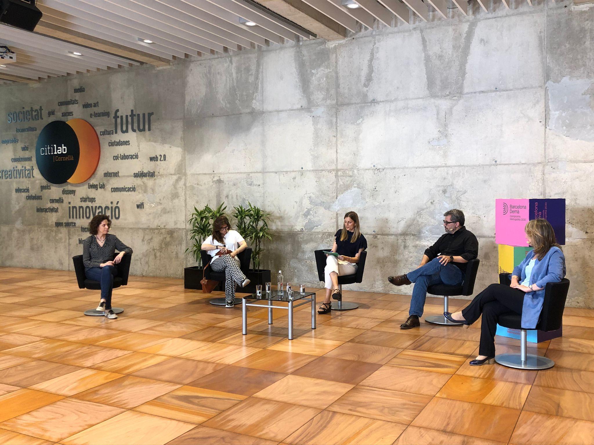 Citilab acoge la Jornada Territorial de la Metrópoli Inteligente