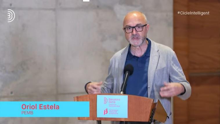 El coordinador general del PEMB, Oriol Estela Barnet