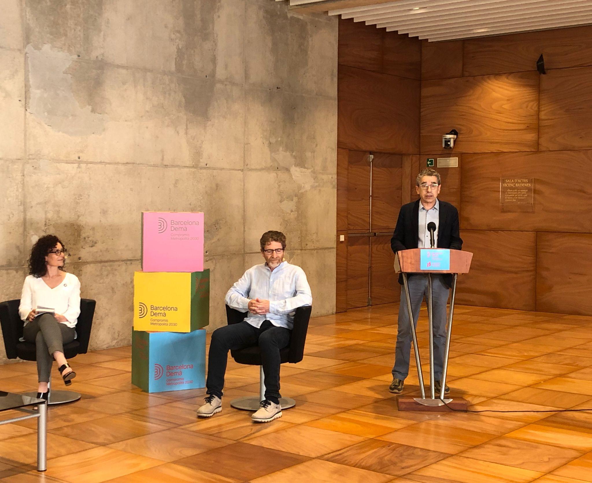 Jordi Martí, presidente de la Comisión Ejecutiva del PEMB