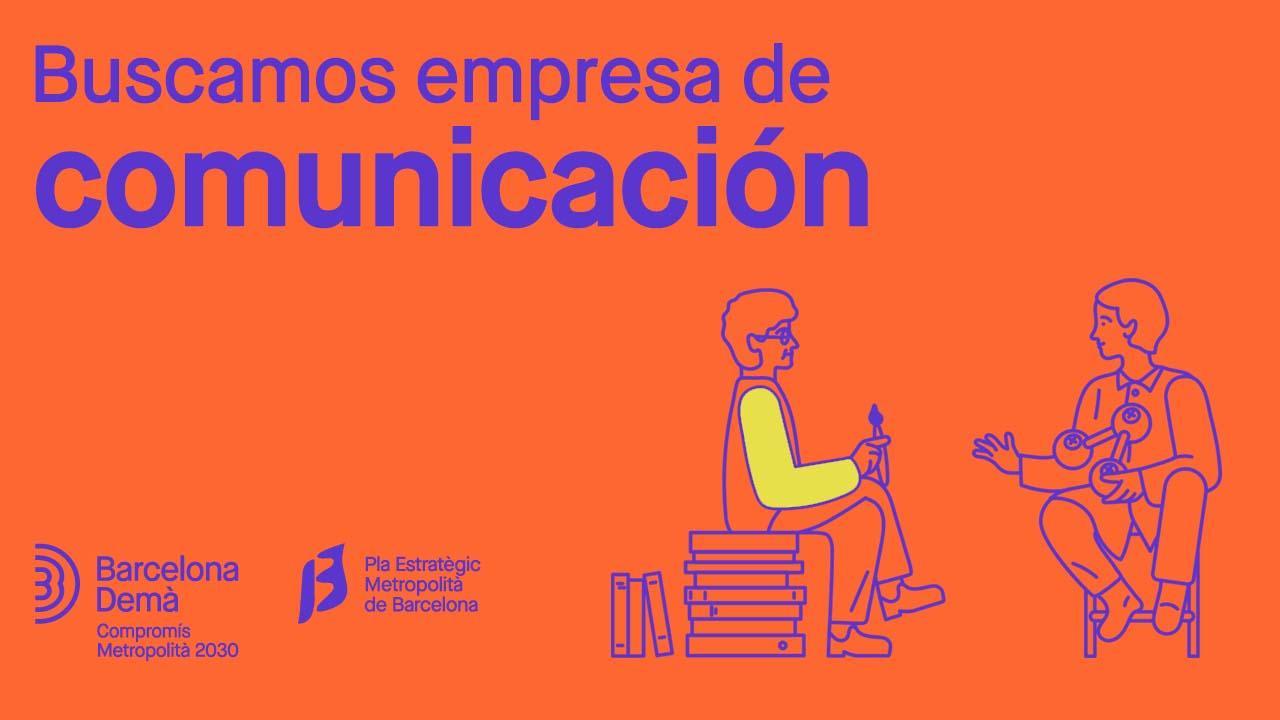 Buscamos empresa de comunicación