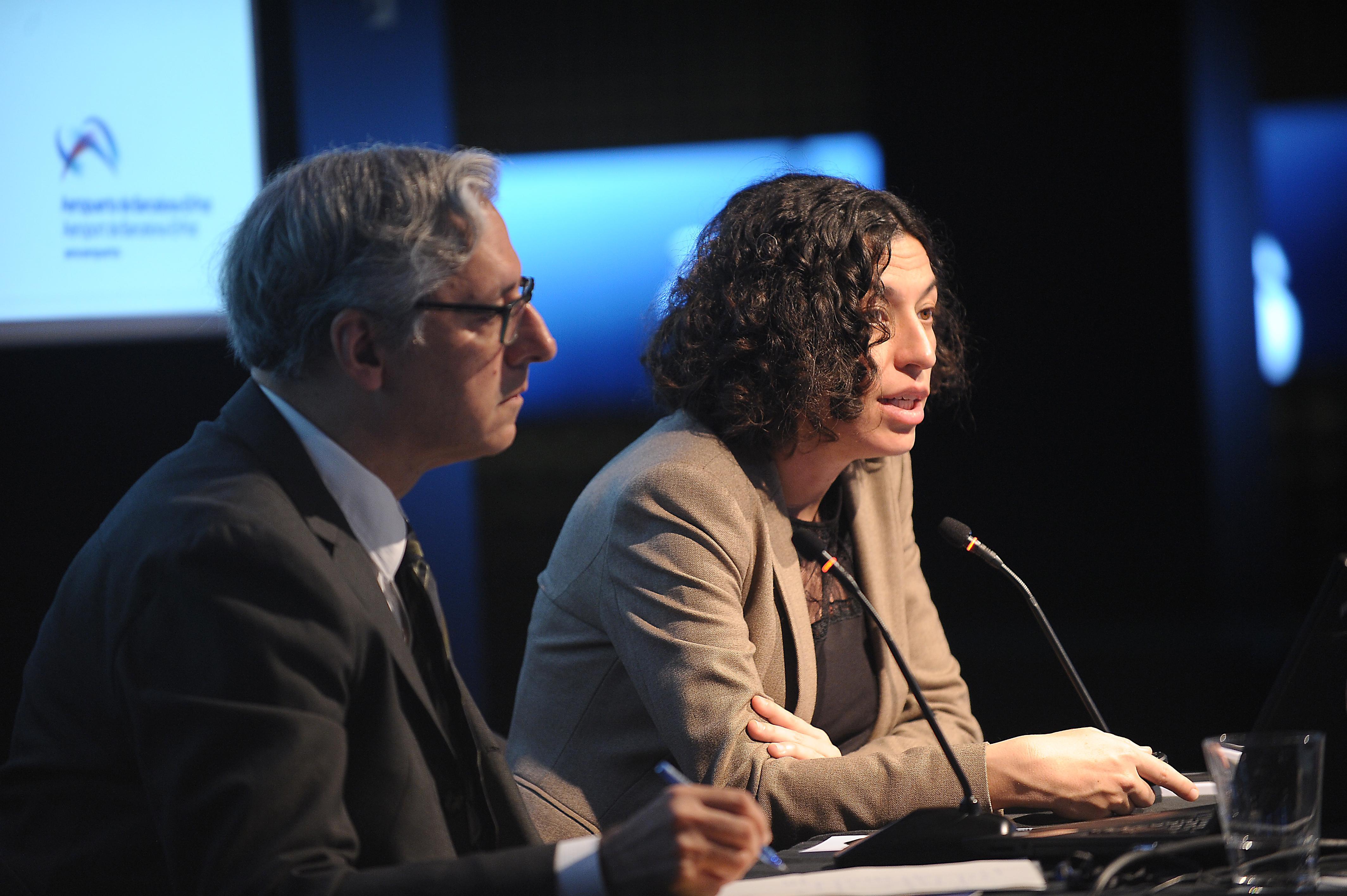 Sonia Corrochano i Joan Trullén
