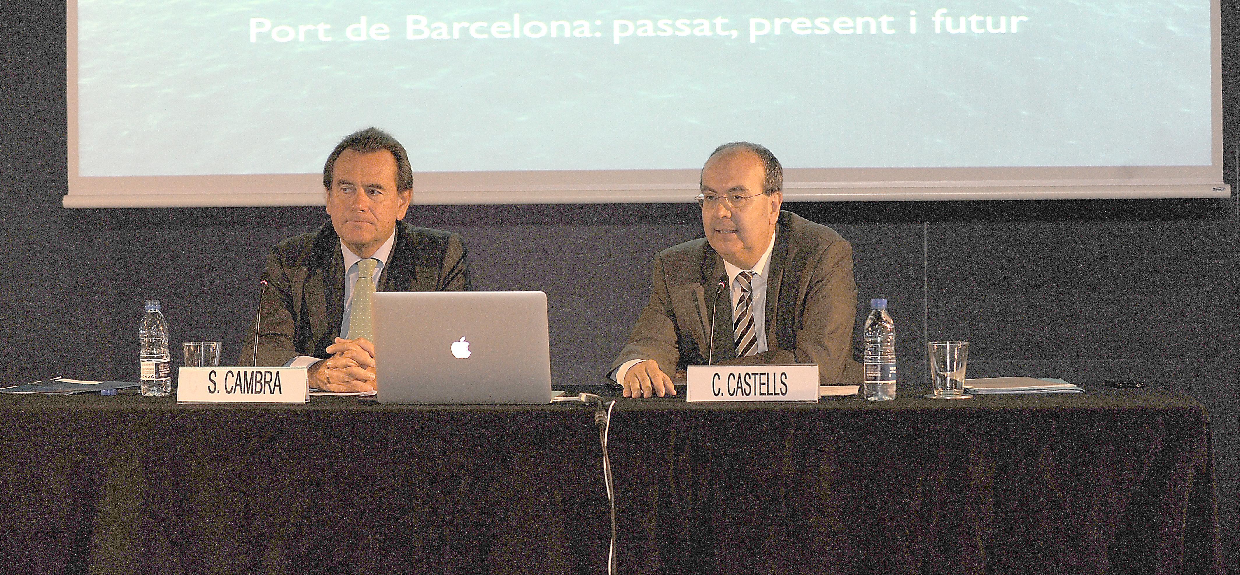 Sixte Cambra y Carles Castells