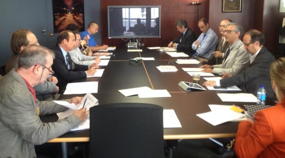 Comissió Delegada PEMB