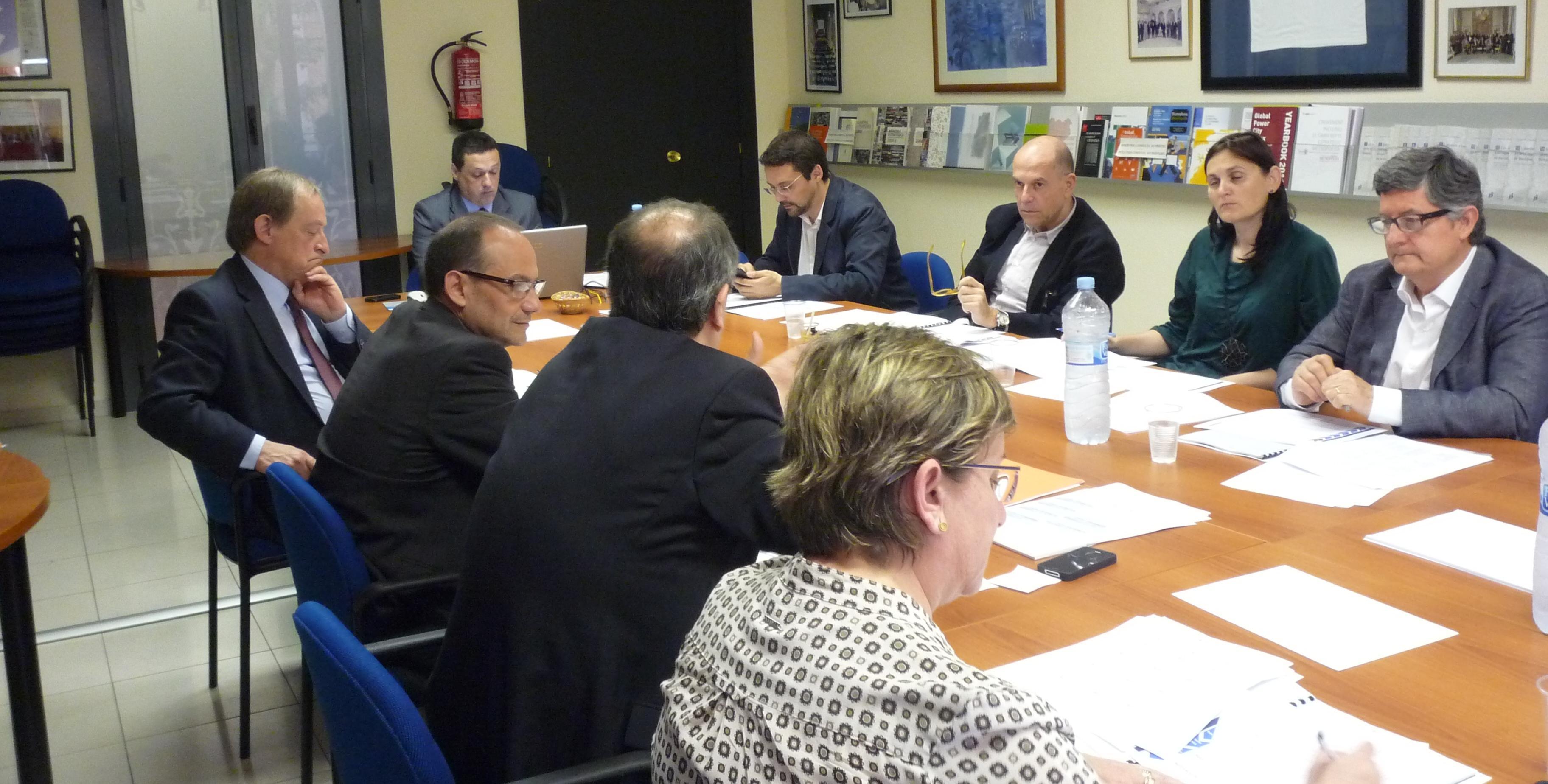 Primera reunión Comisión Territorial PEMB