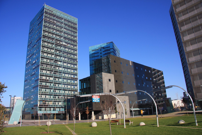 Plaza europa granvia l 39 hospitalet for Oficina correos hospitalet