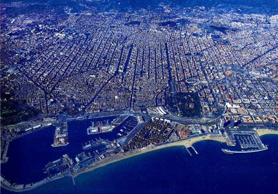 I Pla estratègic econòmic i social de Barcelona 2000